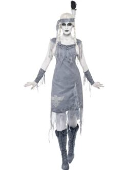 Ghost Town Indian Style Princess Costume