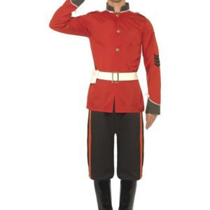 Boer War Soldier Costume