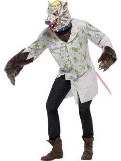 Experiment Lab Rat Costume