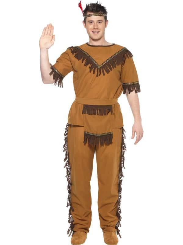 Native American Inspired Brave Costume