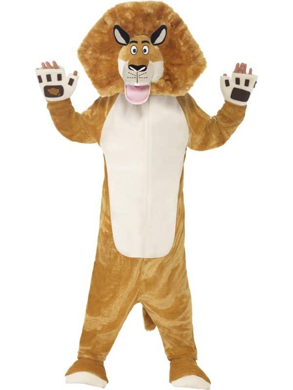 Madagascar Alex The Lion Costume