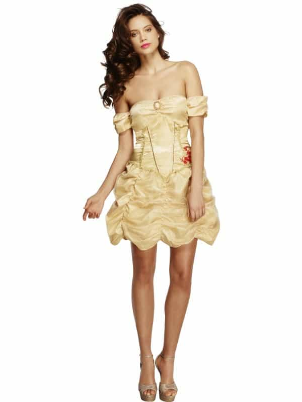 Fever Golden Princess Costume