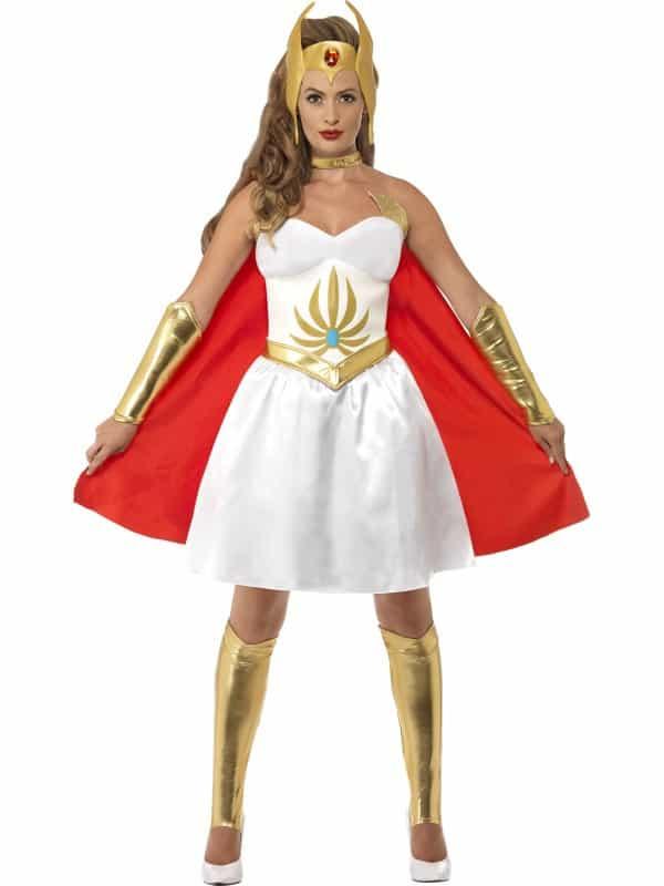 She-Ra Latex Costume