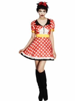 Fever Miss Mouse Costume