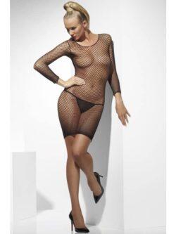 Lattice Net Dress
