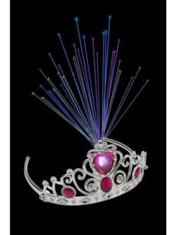 Light Up Fibre Optic Tiara