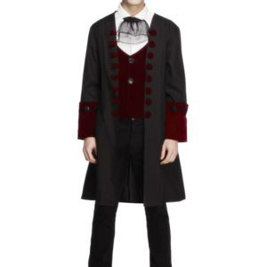 Male Fever Gothic Vamp Costume