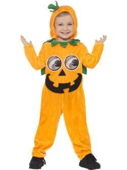 Pumpkin Toddler Costume