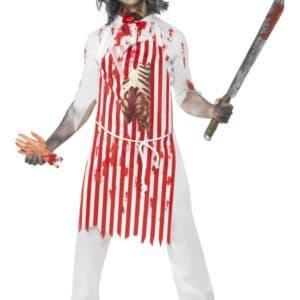 Hell's Kitchen Bloody Butcher Costume