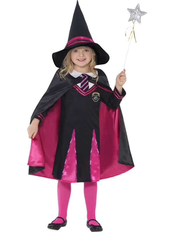 Witch Schoolgirl Costume