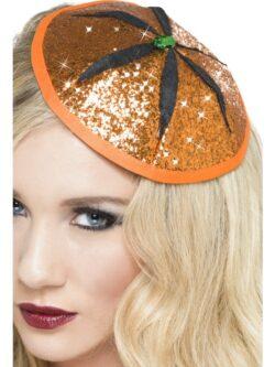 Pumpkin Fascinator