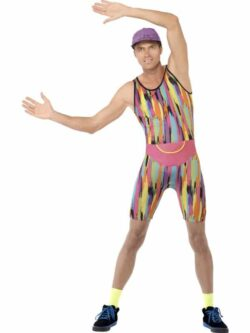 Aerobics Instructor Costume