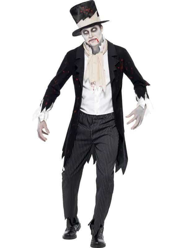 Till Death Do Us Part Zombie Groom Costume