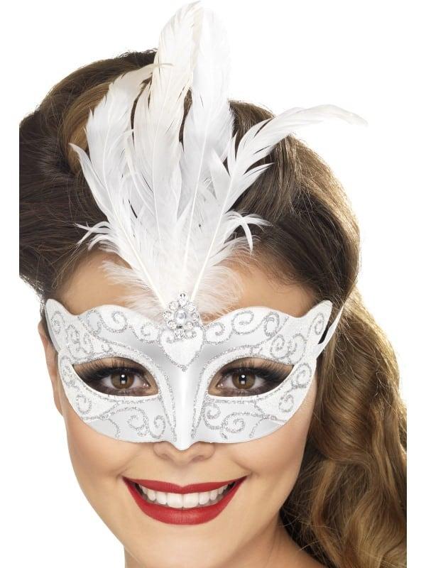 Venetian Glitter Eyemask