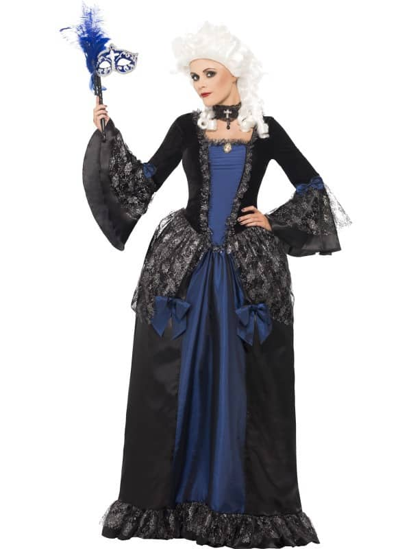 Baroque Beauty Masquerade Costume