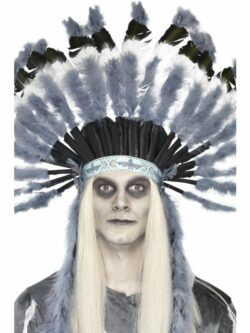 Ghost Town Indian Style Headdress