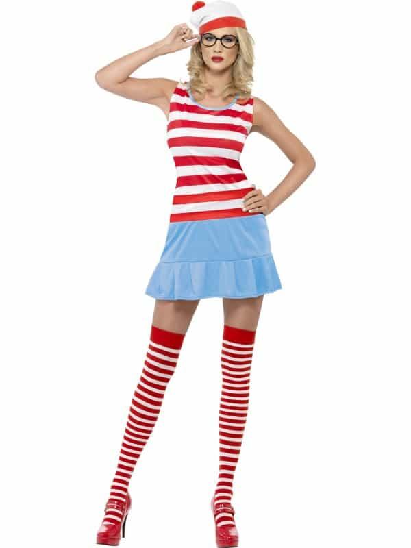 Where's Wenda? Cutie Costume