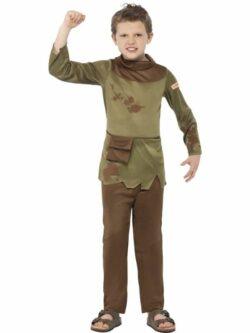 Horrible Histories Revolting Peasant Boy Costume