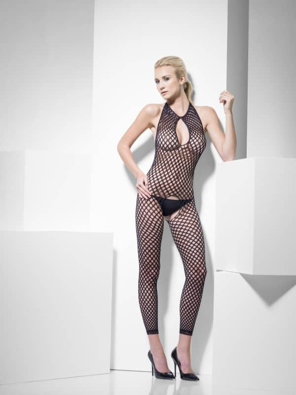Polka Dot Body Stocking