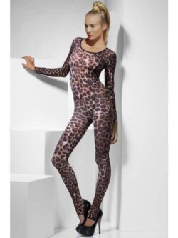Cheetah Print Bodysuit