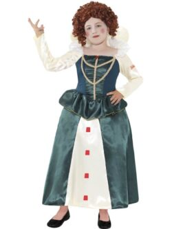 Horrible Histories Elizabeth I Costume