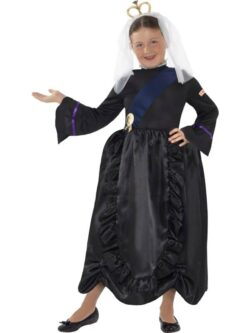 Horrible Histories Queen Victoria Costume