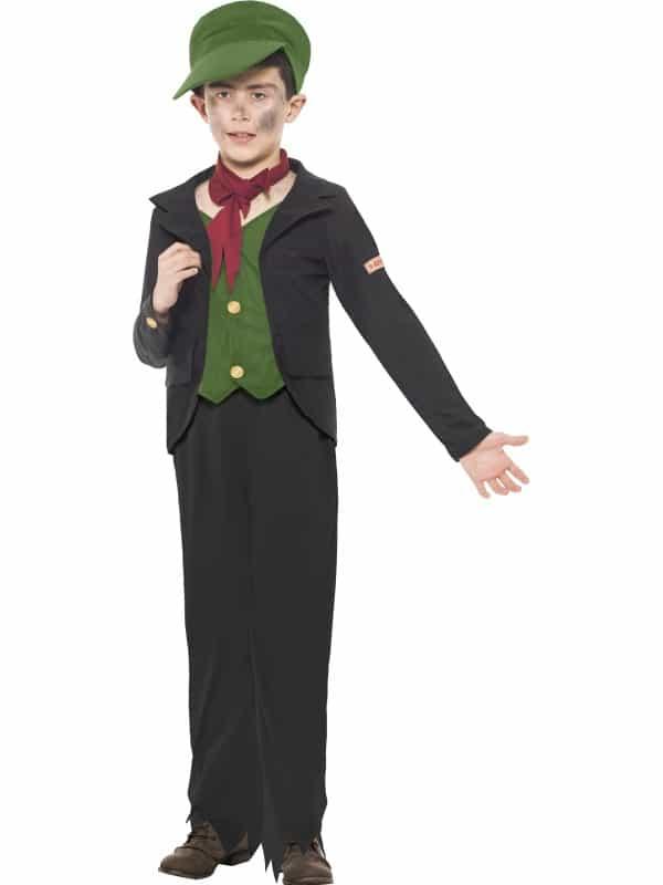 Horrible Histories Sweep Costume