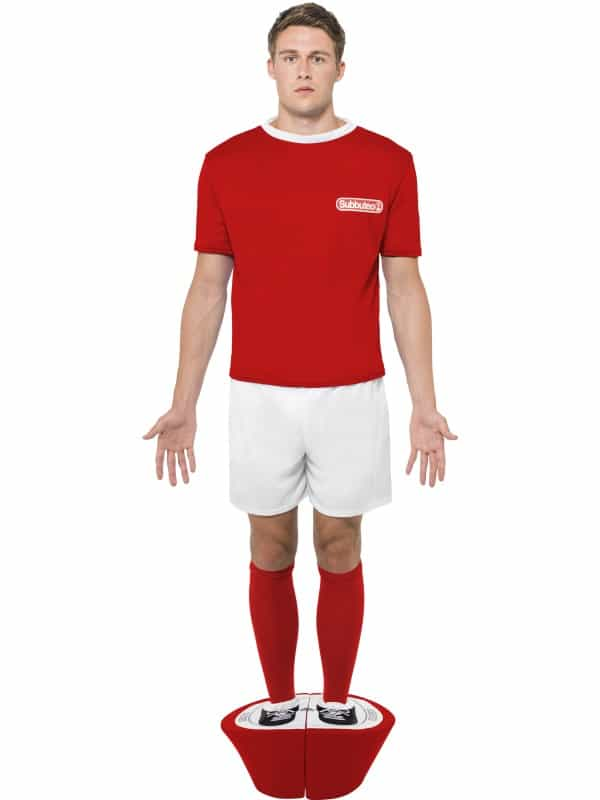 Subbuteo Red Strip