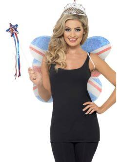 Union Jack Fairy Kit
