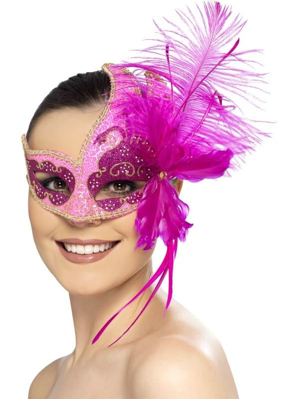 Masquerade Carnival Angel Eyemask