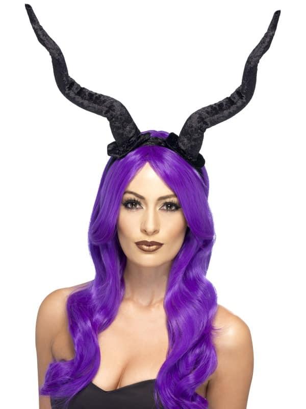 Demon Horns Headband