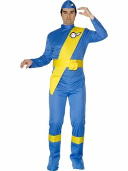 Thunderbirds Virgil Costume