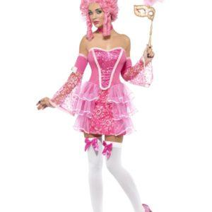 Marie Antoinette Sparkle Costume