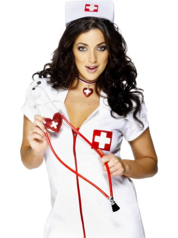 Nurses Heart Shaped Stethoscope