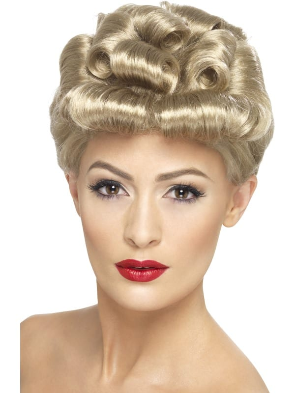 '40s Vintage Wig