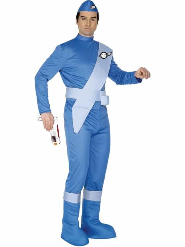Thunderbirds Scott Costume