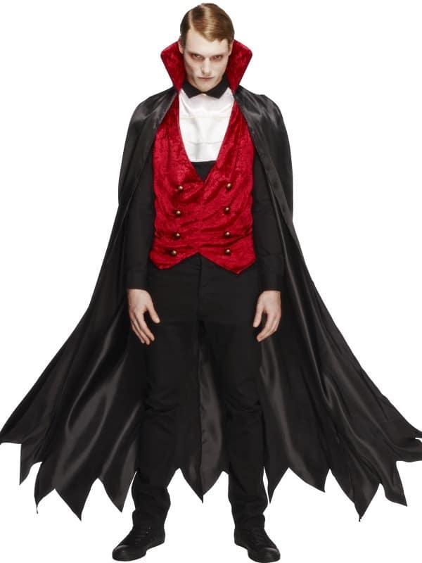 Сделать костюм на хэллоуин своими руками дракула