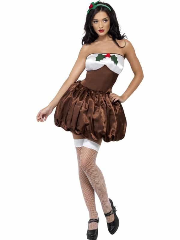 Saucy Pud Costume