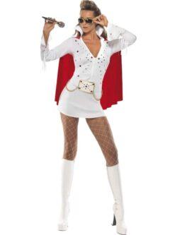 Elvis Viva Las Vegas Costume