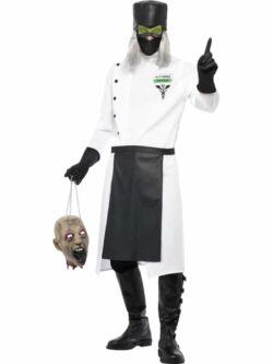Dr D.Ranged Costume