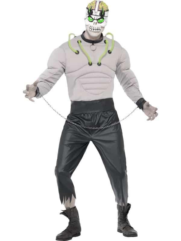 Lab Creature Costume