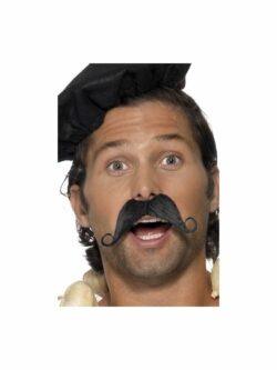Frenchman Moustache