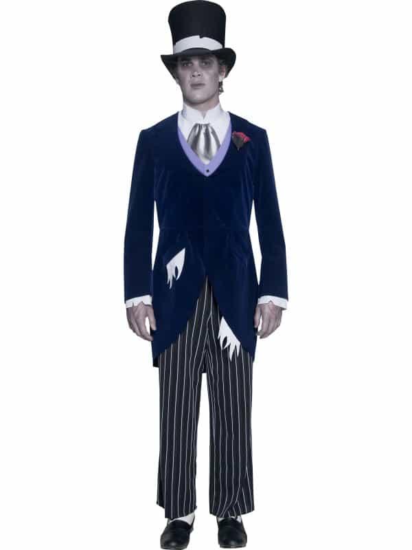 Gothic Manor Groom Costume