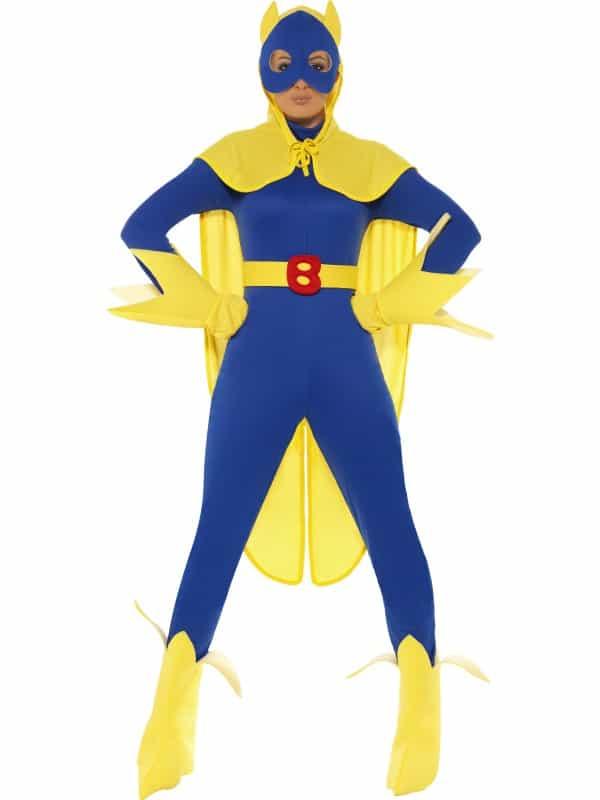Bananaman Female Costume