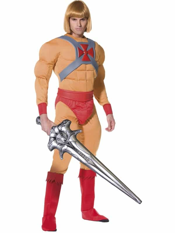 He-Man/Prince Adam Muscle Costume