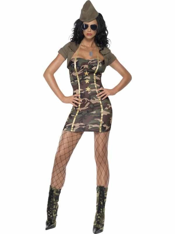 Major Trouble Costume