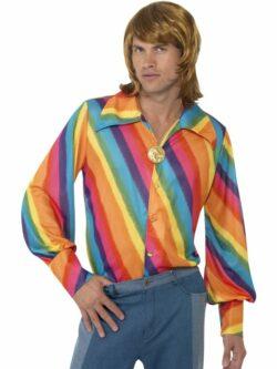 1970s Colour Shirt