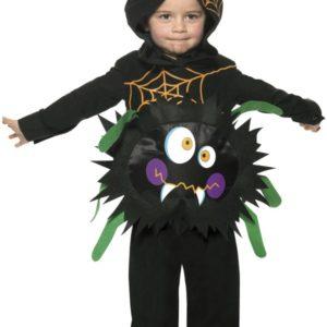 Crazy Spider Costume