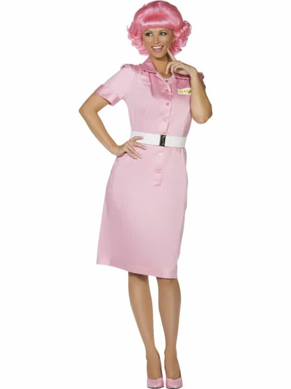 Grease Frenchy Beauty School Drop Out Costume