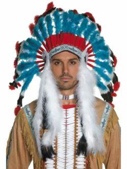 Native American Inspired Headdress